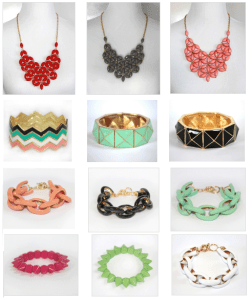 Trendy Happens Jewelry Giveaway