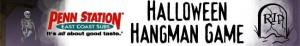 Penn Station Halloween Hangman Instant Win Game