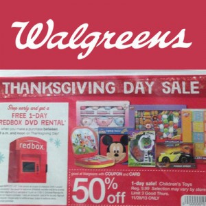Walgreen's Black Friday Deals