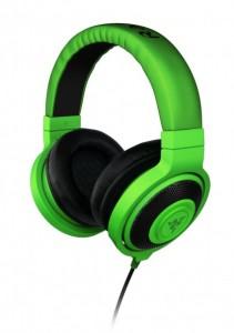 Win Razer Kraken Over Ear Headphones