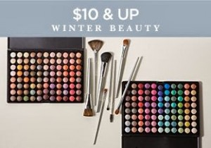 Winter Beauty Collections Starting at $10