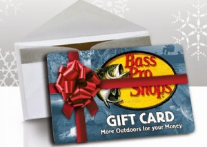 Free Bass Pro Shops Gift Cards
