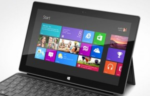 Microsoft Surface Tablet Sweepstakes