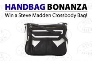 Enter to WIN a Steve Madden Cross Body Bag