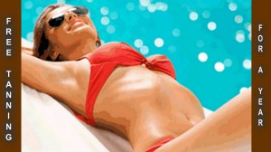Enter to WIN FREE Tanning for a Year Sweepstakes
