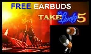FREE - Earbuds From Black & Mild