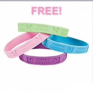FREE - Easter Bunny Bracelet