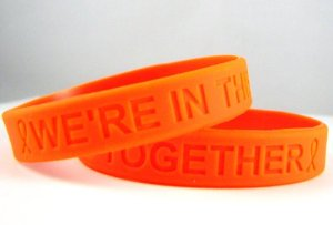 Show your Support with a FREE MS Awareness Bracelet