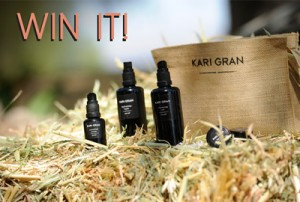 Kari Gran Skincare Line Giveaway