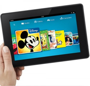 Kindle Fire HD 7 inch Tablet Sweepstakes