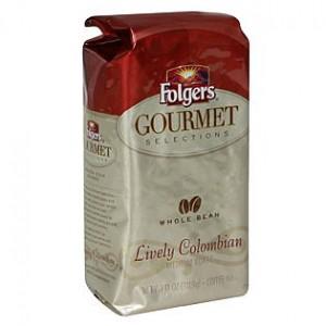 Get FREE Folgers Gourmet Coffee