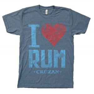 FREE Cruzan Rum T-Shirt