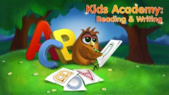 Learn to Read & Write Kid' Puzzles