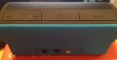 NYNE Mini Portable Bluetooth Speaker Review2