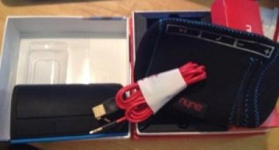 NYNE Mini Portable Bluetooth Speaker Review3