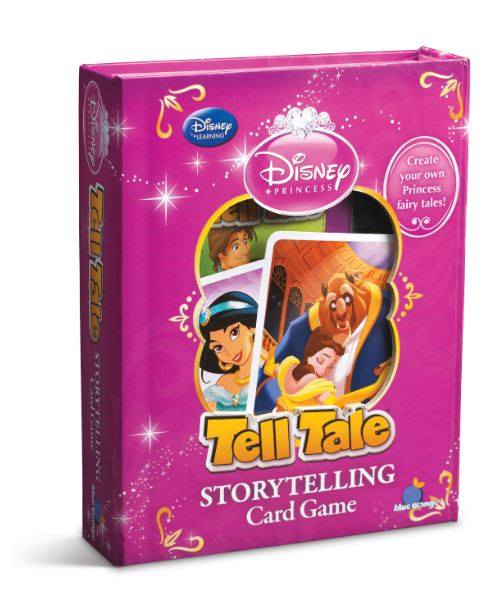Disney Princess Tell Tale Storytelling Game Giveaway
