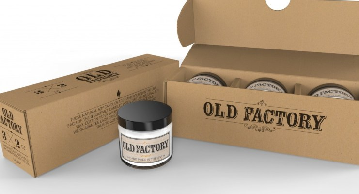 Old factory Candles Review1