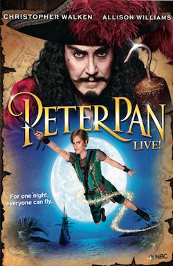 PETER PAN LIVE! on DVD December 16, 2014