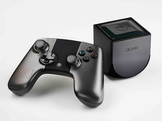 The Triple Crown Ouya Sweepstakes