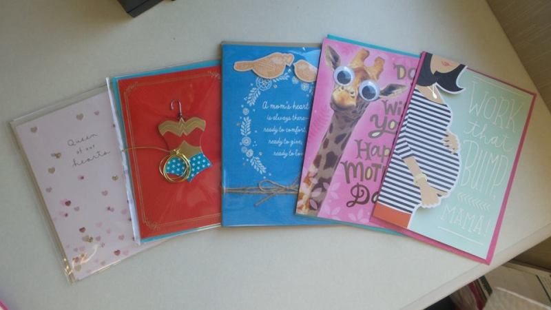 Hallmark Mother's Day Cards Giveaway
