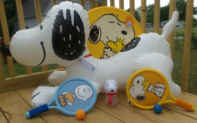 Peanuts and Target Summer Fun Prize Pack Giveaway1