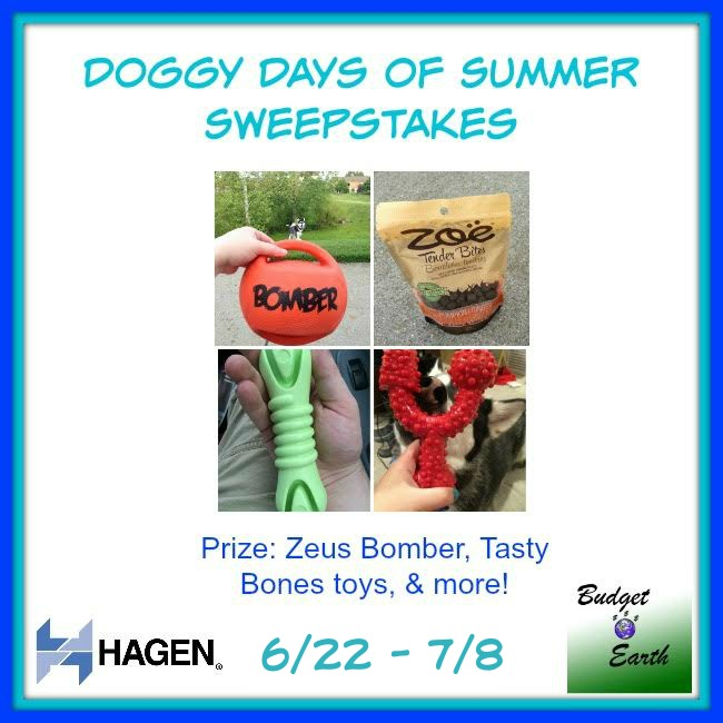 Doggy Days of Summer Sweepstakes