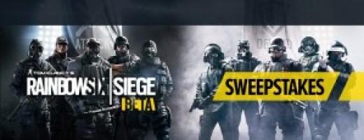 ESPN Rainbow Six Siege Sweepstakes