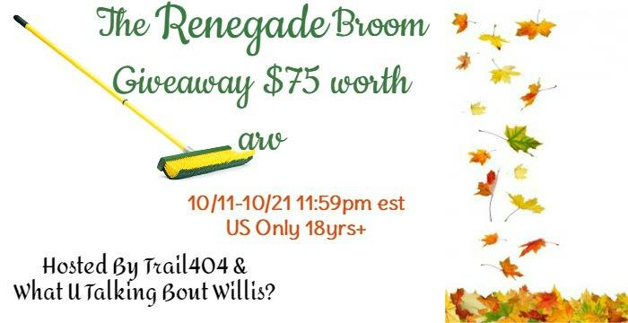 The Renegade Broom Giveaway