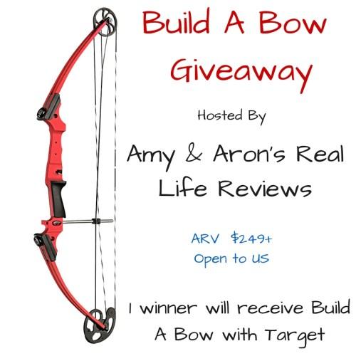 Build A BowGiveaway