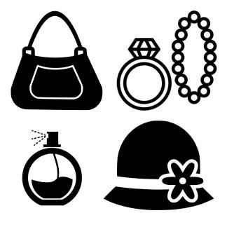 Jewelry, Purses & Accessories