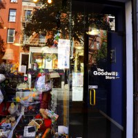 My New York City Shopping Trips Part II: Greenwich Village's Curated Goodwill Store