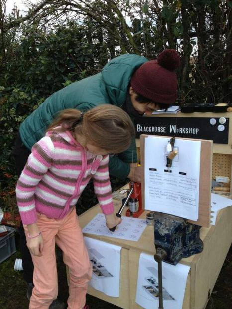 It is important for kids to develop their practical skills © TWITTER, THE BLACKHORSE WORKSHOP