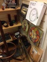 Bric-a-brac is also available