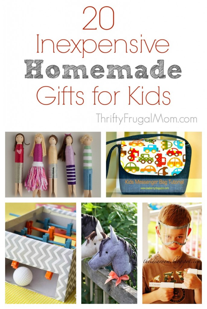 Homemade Gifts Archives Thrifty Frugal Mom
