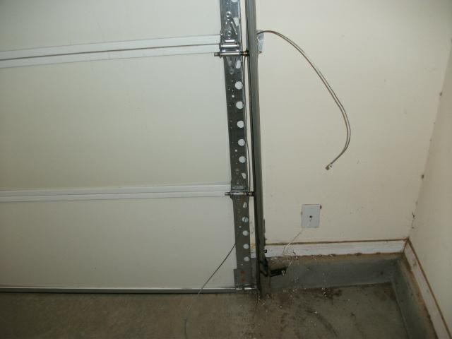 garage door cables repair amp replacement best price Garage Cable Snapped id=14155