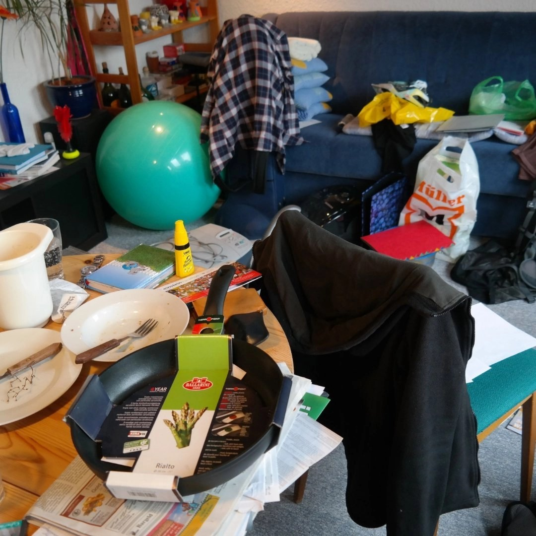 Cheat Sheet for Cleaning: Get More Done in Less Time