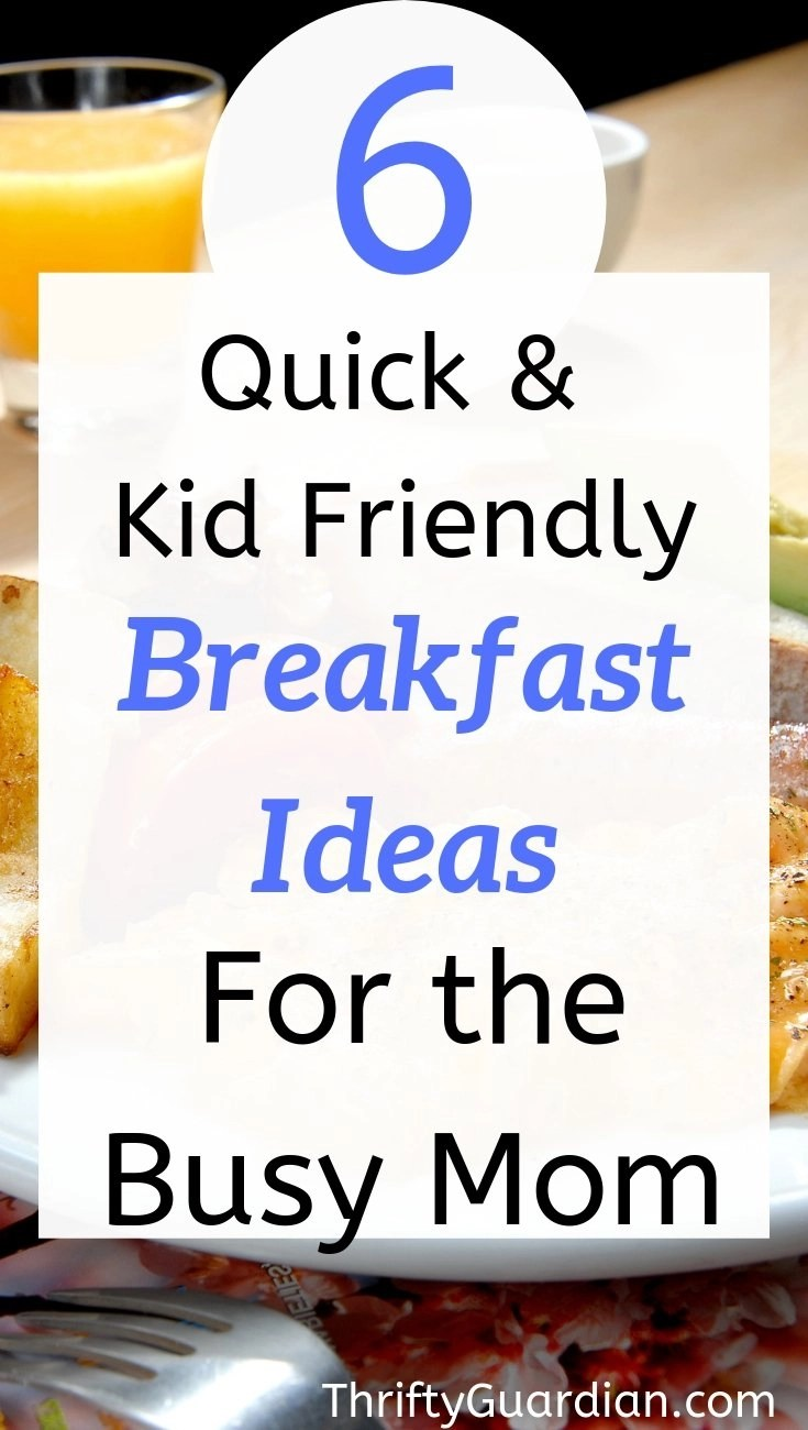 quick breakfast recipe ideas