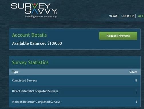 A Review of Survey Savvy: Make Big Bucks with Survey Savvy, $15+/hour!