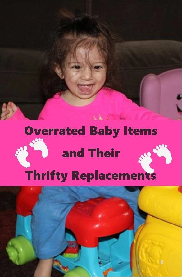 Overrated Baby Items (And Their Thrifty Replacements)