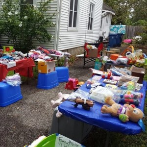 How to Hold a Successful Garage Sale
