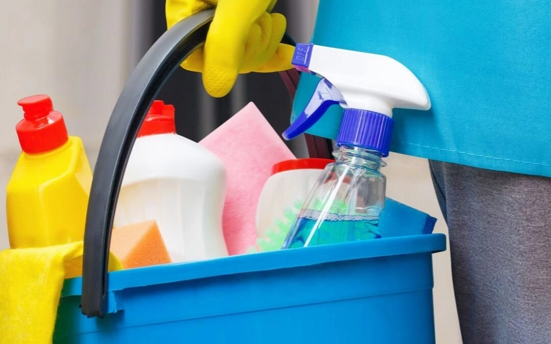 Spring Cleaning the Thrifty Way!