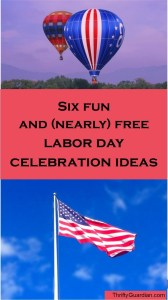 Inexpensive Labor Day Weekend Ideas for Frugal Families
