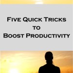 Be more productive with these quick tips to lessen anxiety