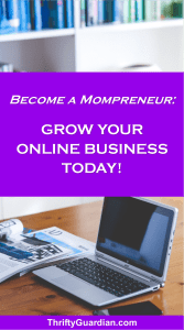 How to Go from Mom to Mompreneur