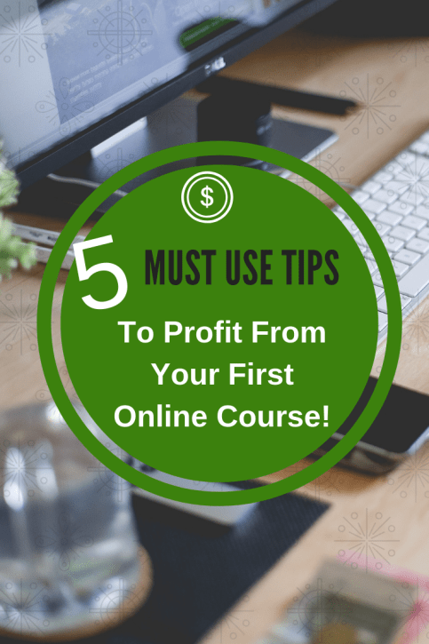 Create an online course and make money working from home by teaching online using platforms like Teachable