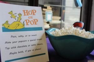 Dr Seuss party ideas on a budget