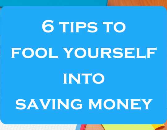 Tricks to help learn to save money