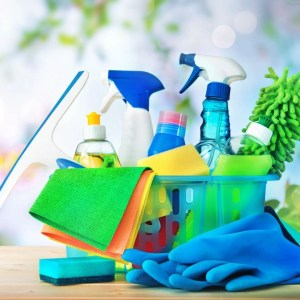 Spring Cleaning in a Thrifty Way!