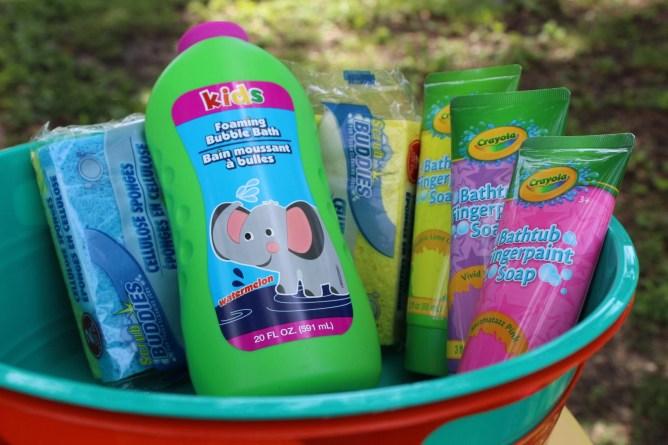 summer fun kid car wash