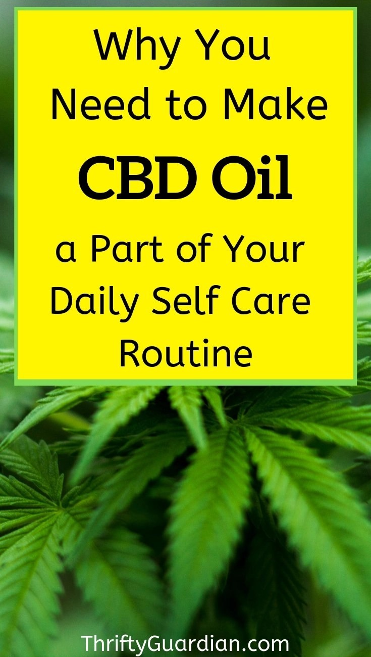 cbd oil uses